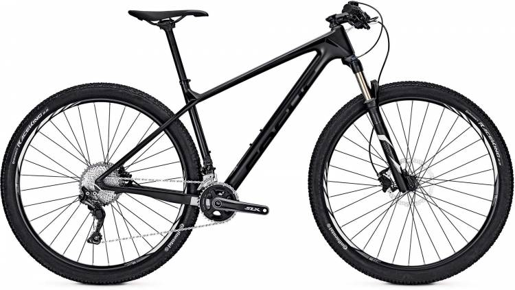 Focus Raven Core 27 black 2017 - Hardtail Mountainbike