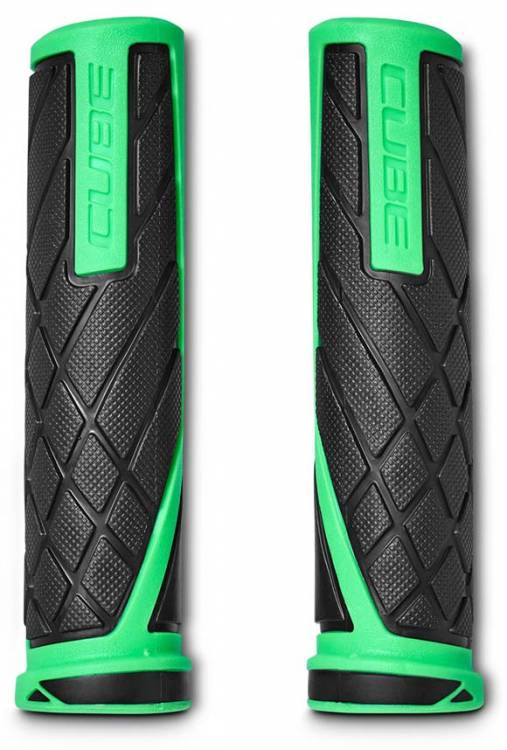 Cube Handles PERFORMANCE black n green