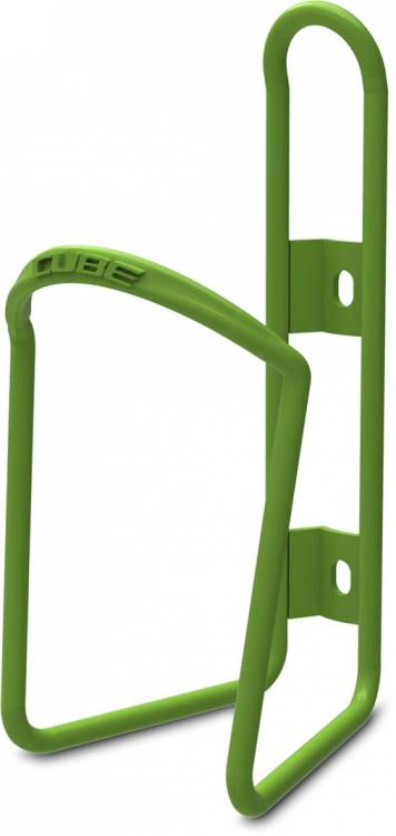 Cube bottle cage HPA matt green