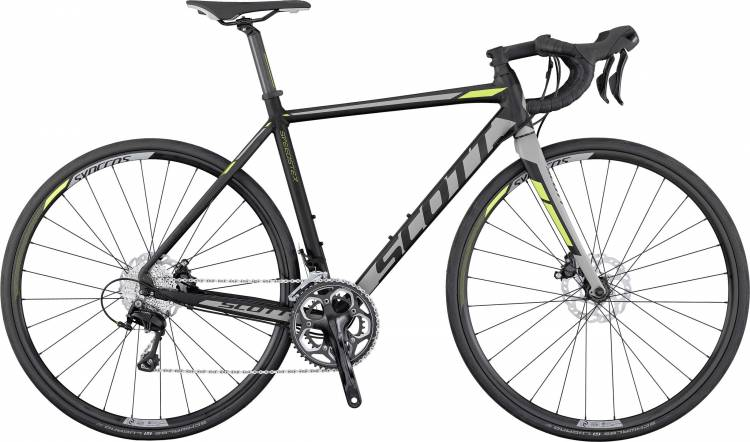 Scott Speedster 10 Disc 2017