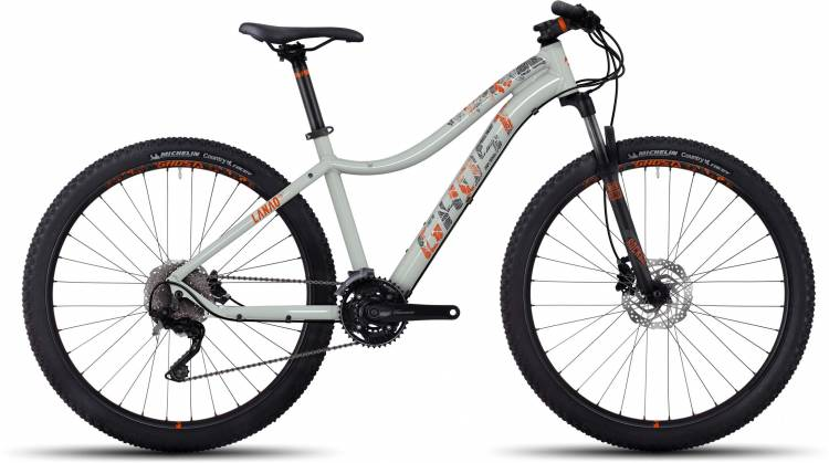 "Ghost Lanao 5 27.5"" 2017 - Hardtail Mountainbike Women"