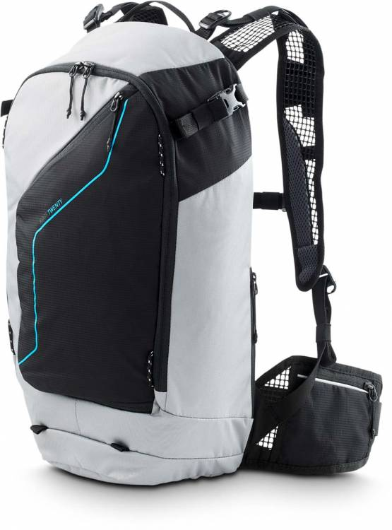 Cube Backpack EDGE TWENTY grey