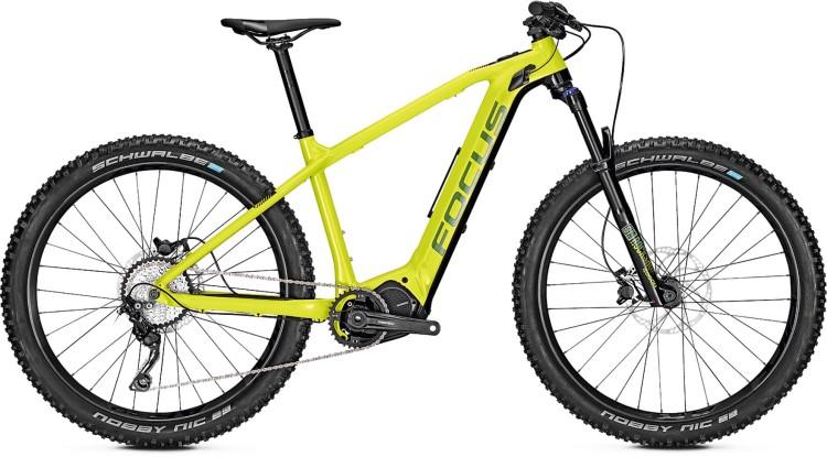e5d3d747d37 Focus Jam2 HT 6.8 Plus lime 2019 E-Bike, Mountainbike Hardtail ...