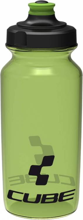 Cube drinking bottle 0,5l Icon green