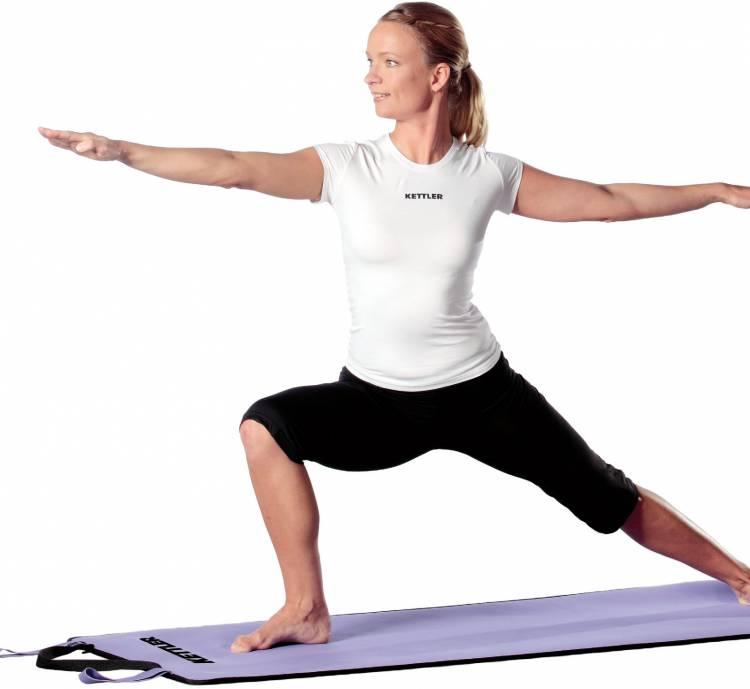 Kettler Yoga Mat Purple