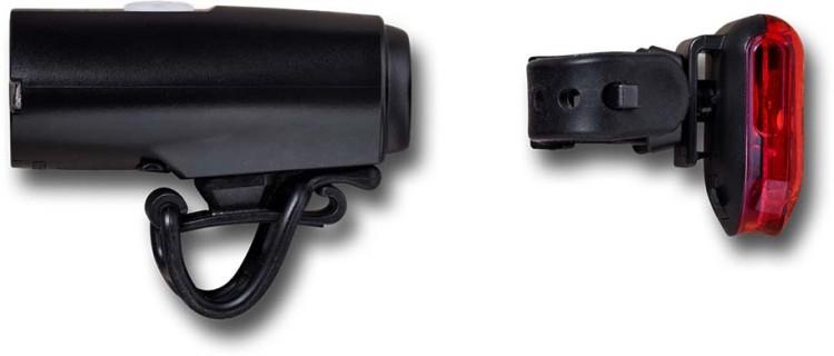 RFR Lighting Set Tour 18 USB black