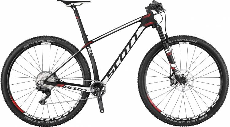 Scott Scale RC 900 Pro 2017 - Hardtail Mountainbike