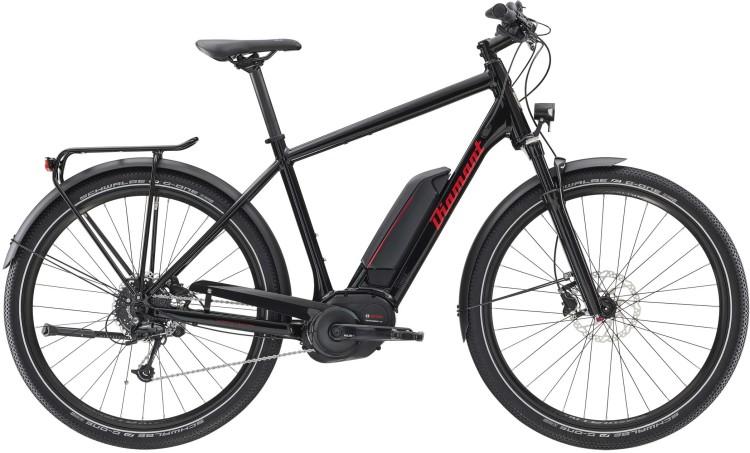 Diamant Elan+ HER Tiefschwarz 2020 - Touring E-Bike Men
