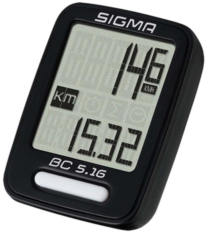 Sigma Bicycle Computer BC 5.16